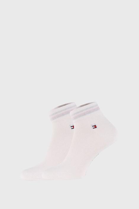 2 PÁR fehér zokni Tommy Hilfiger Quarter