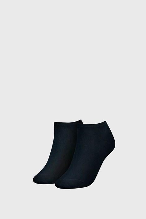 2 PÁR Tommy Hilfiger Sneaker Midnight Blue női zokni