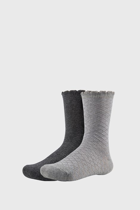 2 PÁR Lovely meleg lányka zokni