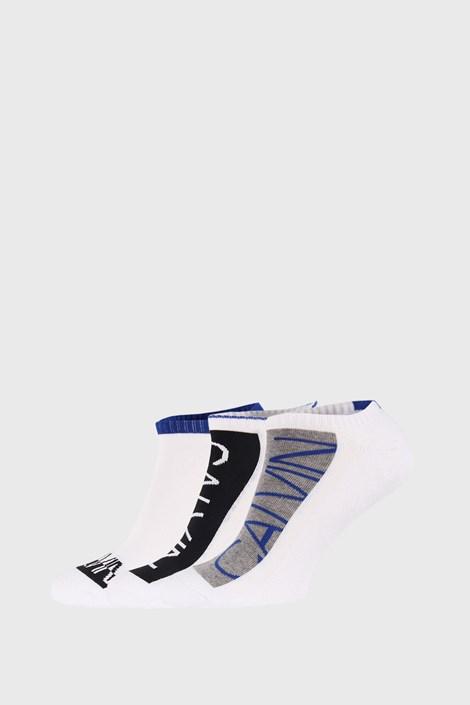 3 PÁR alacsony zokni Calvin Klein Jasper