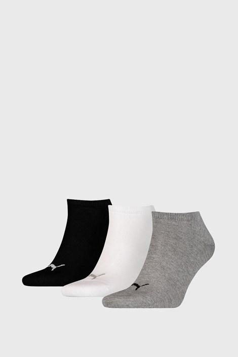 3 PÁR Puma Sneaker Plain zokni