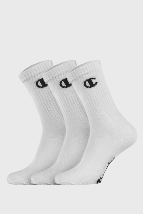 Champion fehér, magasabb zokni, 3 pár 1 csomagban