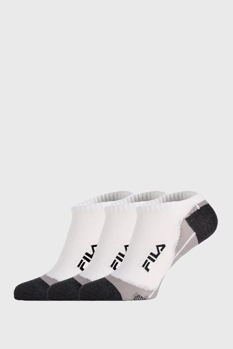 3 PÁR fehér zokni FILA Invisible