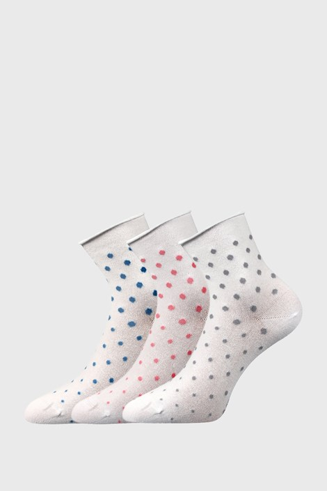 3 PÁR Flagran női zokni