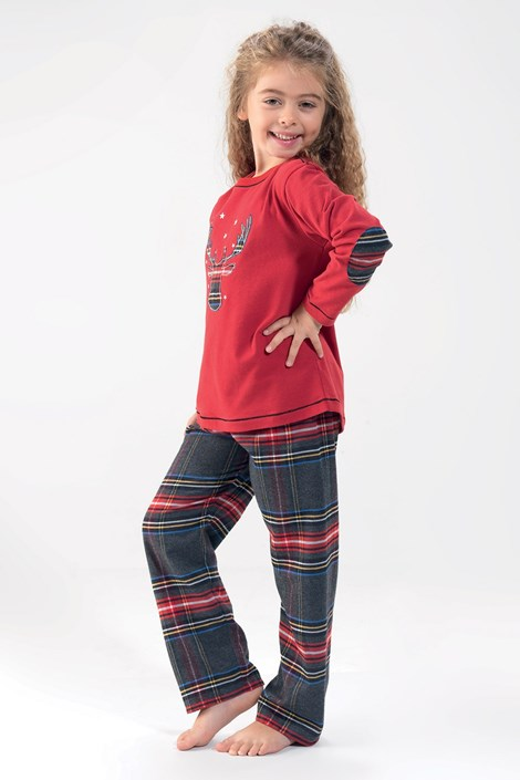 Blackspade Winter unisex pizsama