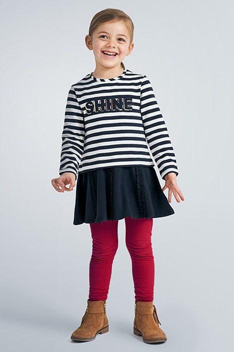 Simple Color lányka leggings
