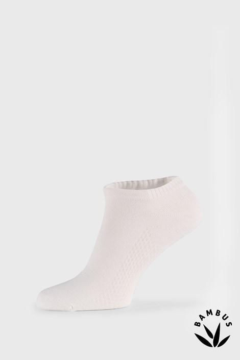 Fehér bambusz zokni Bellinda Air