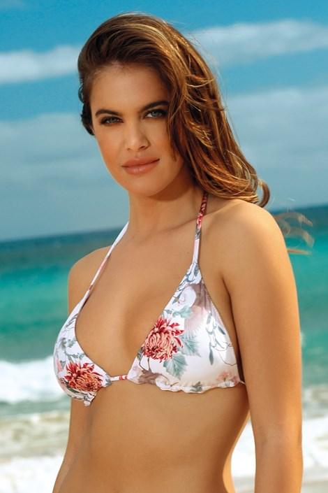 Amalia Flower bikinifelső