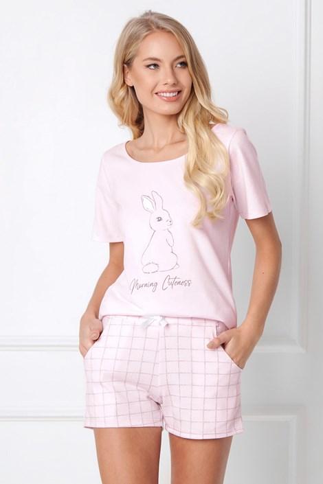 Bonnie női pizsama, rövid