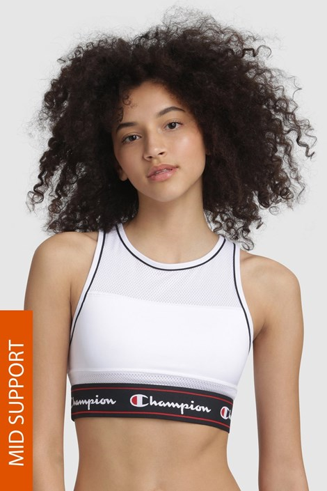 Champion Tank White sportmelltartó
