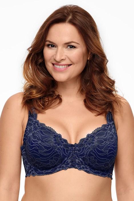 Angie bélés nélküli melltartó, kék