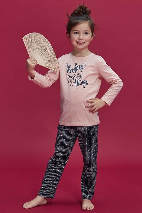 Enjoy things lányka pizsama