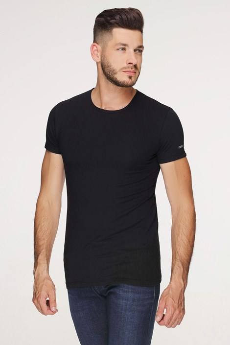 Férfi póló, fekete