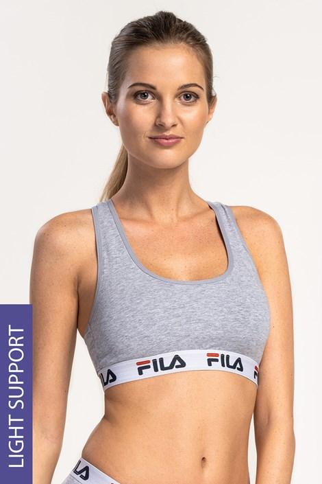 FILA Underwear Grey sportmelltartó