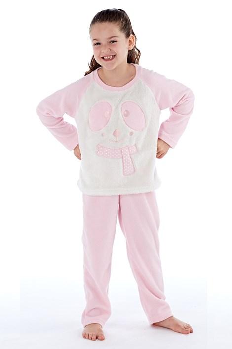Winter meleg lányka pizsama
