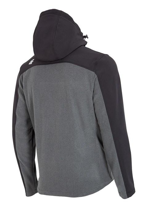 4f Softsheel Grey férfi szabadidő felső