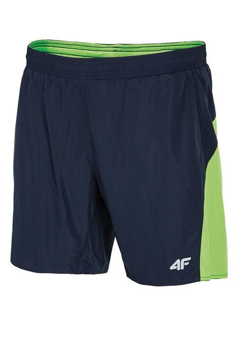Férfi sport rövidnadrág 4f kék