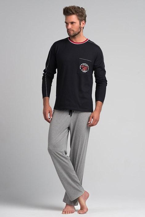 Alan férfi pizsama