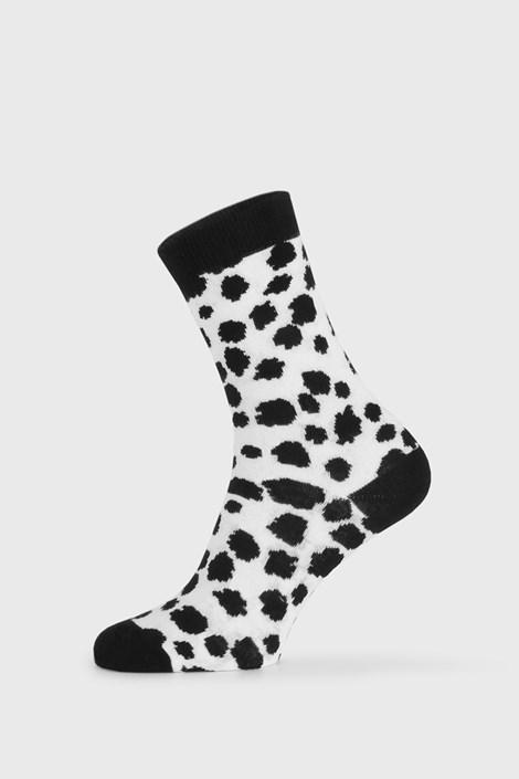 BlackWhite női zokni, fehér