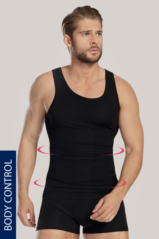 férfi karcsúsító ing és testformáló