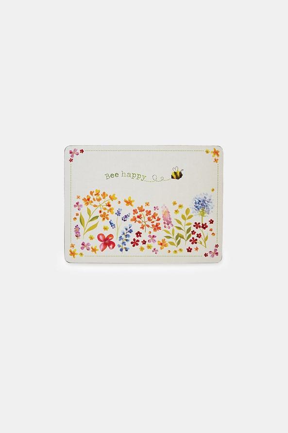 Parafa alátétek szettben Bee happy