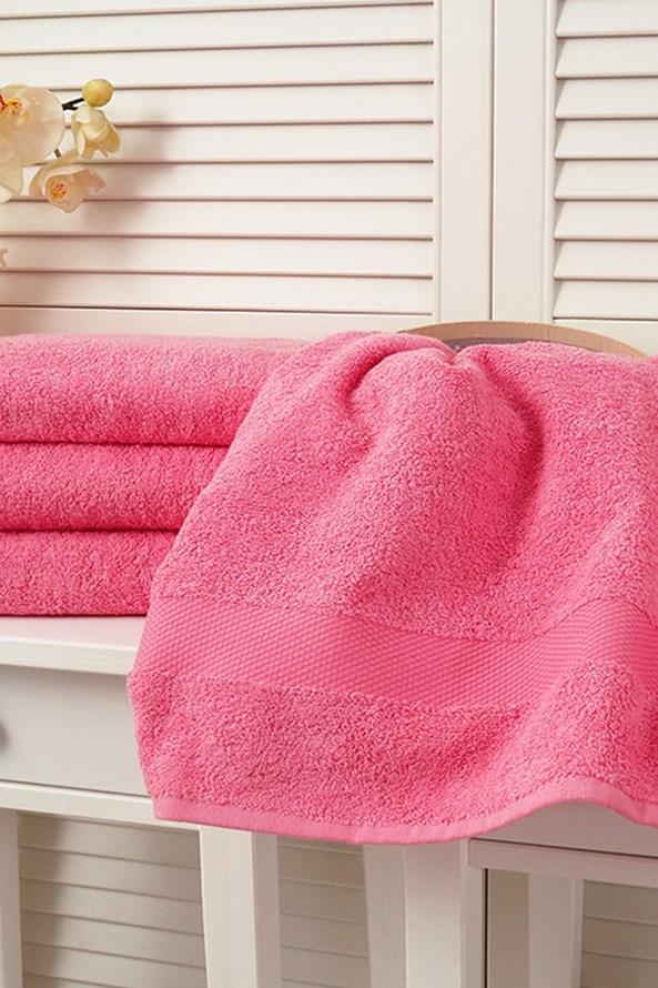Adria törölköző, halvány rózsaszín