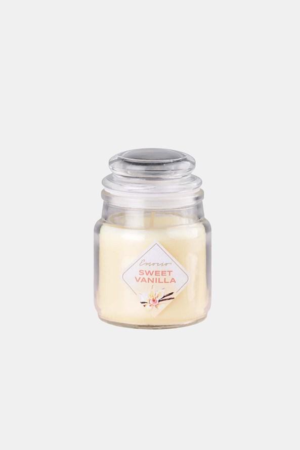 Sweet Vanilla illatos gyertya, kisebb