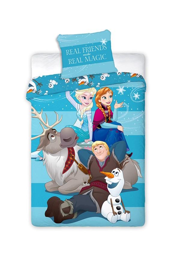 Gyermek ágyneműhuzat Frozen Family