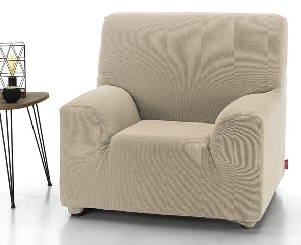 Milos fotelhuzat, krémszínű