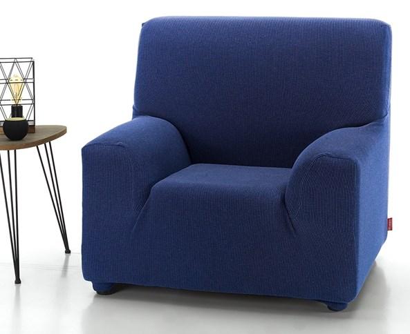 Milos fotelhuzat, kék