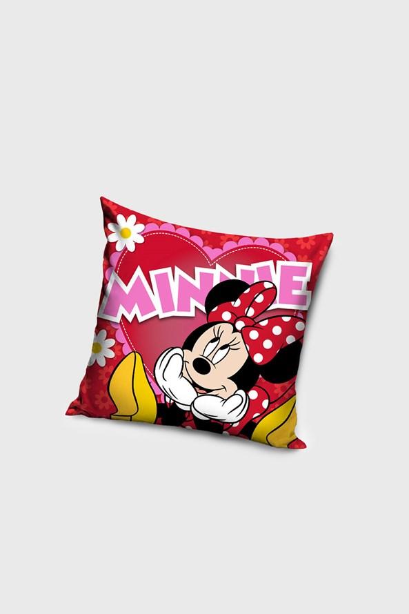 Red Minnie kispárna huzat