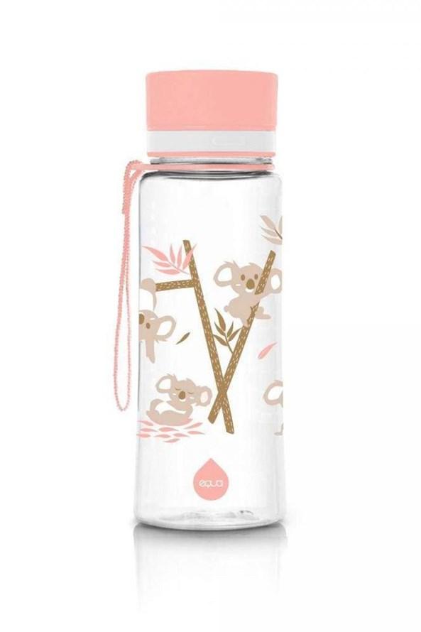 EQUA Playground műanyag palack, 600 ml