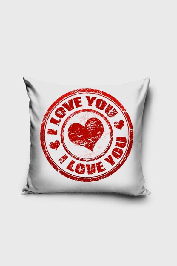 Love you kispárnahuzat