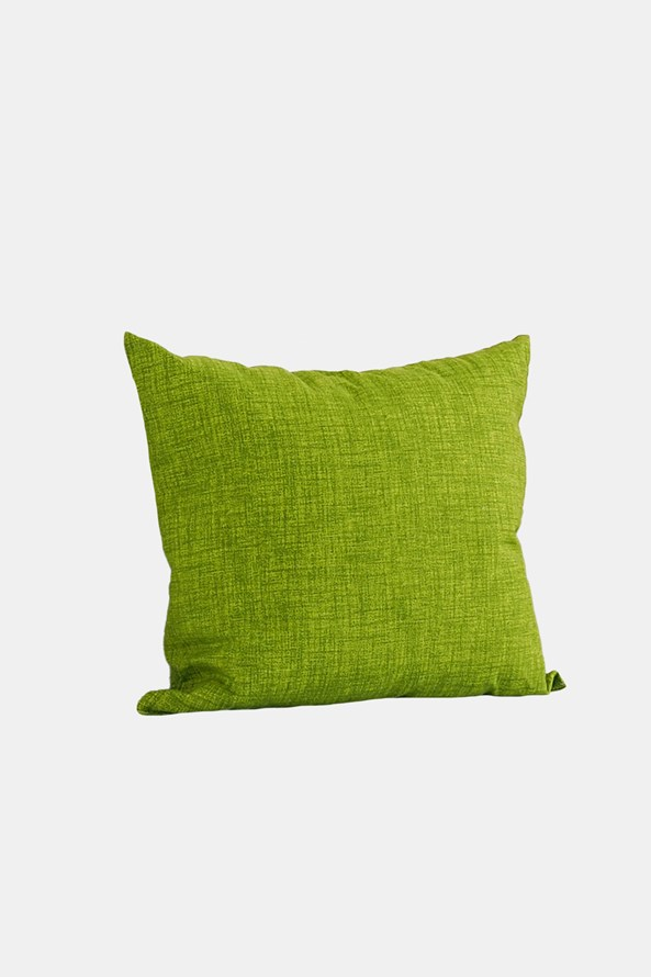Dekorációs kispárna, zöld