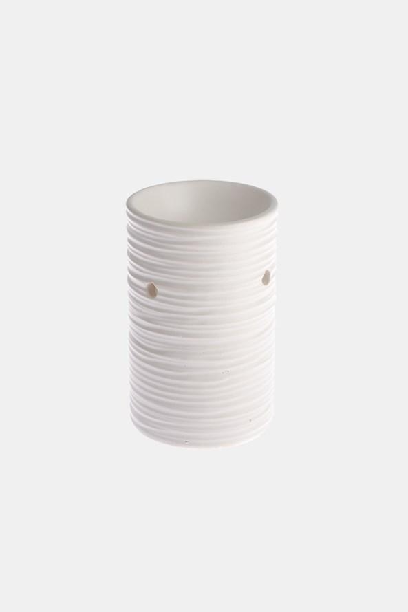 Kerámia aromalámpa fehér