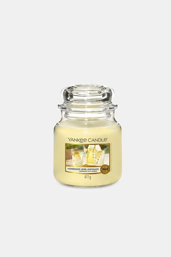 Yankee Candle Homemade Herb Lemonade gyertya, közepes