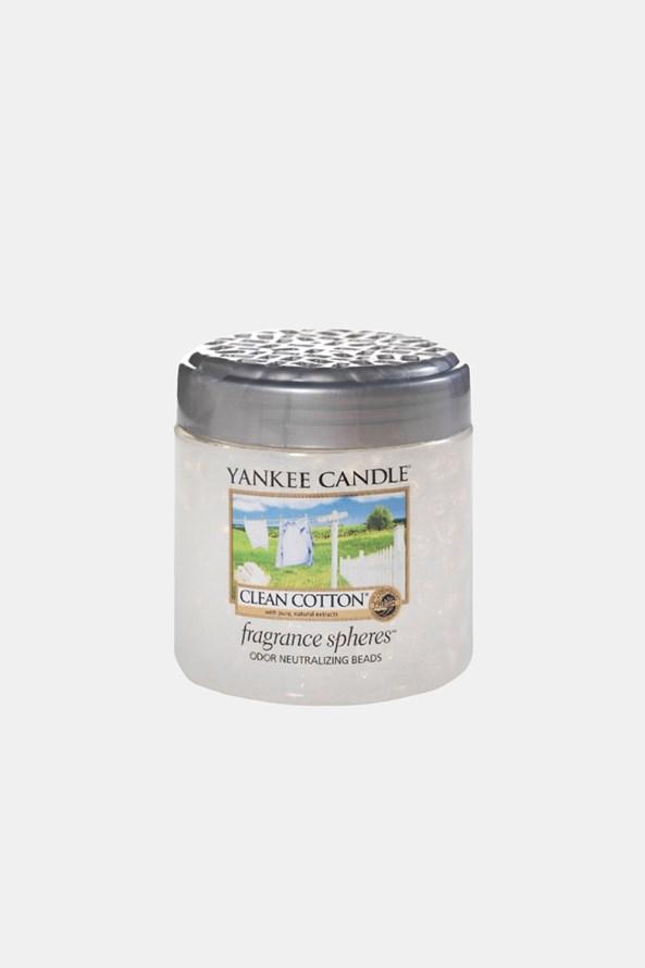 Yankee Candle Clean Cotton illatos gyöngyök