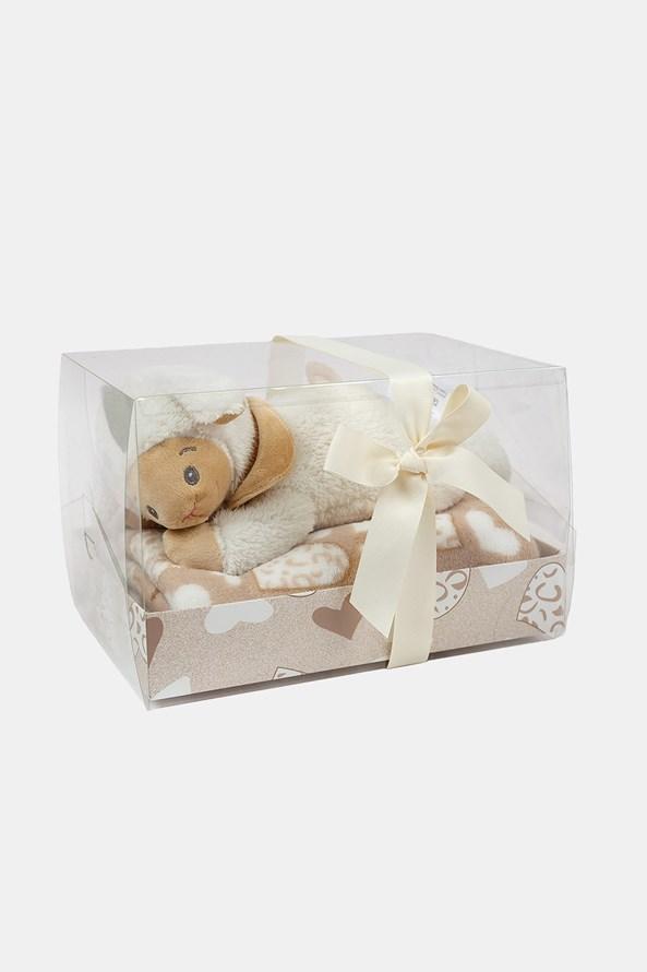 Ajándékszett babák számára - Bárányka