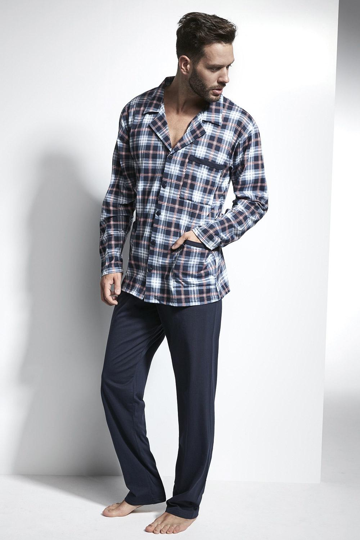 CORNETTE Lucas férfi pizsama többszínű S