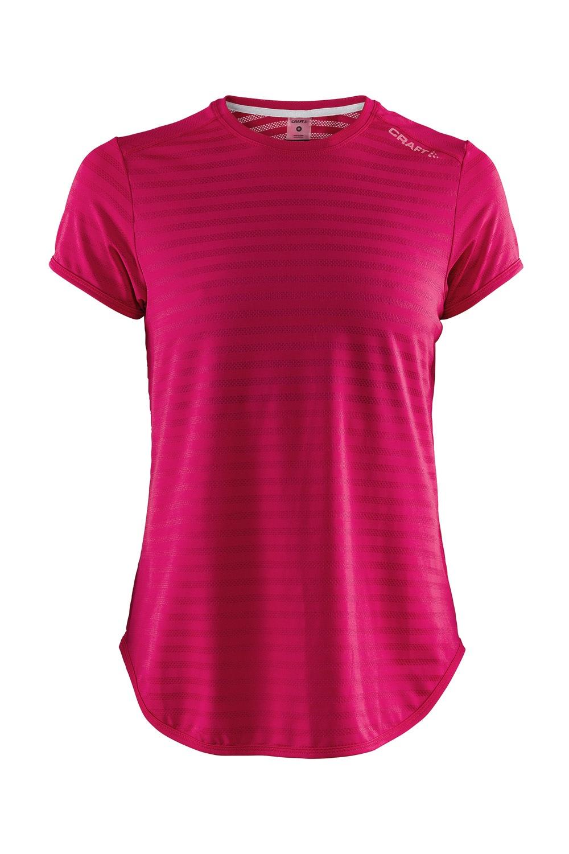CRAFT Breakway Two női póló, rózsaszín rózsaszín XS