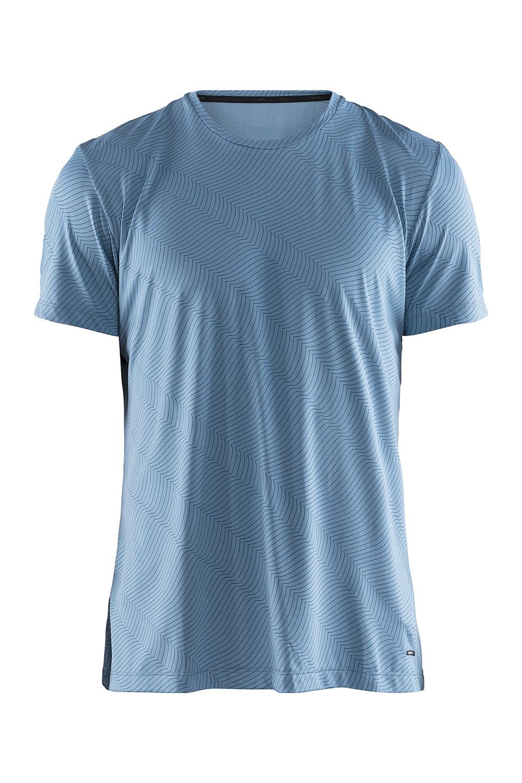 CRAFT Essential férfi póló, kék kék S
