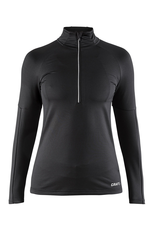 CRAFT Prep Black funkcionális női sport garbó fekete S
