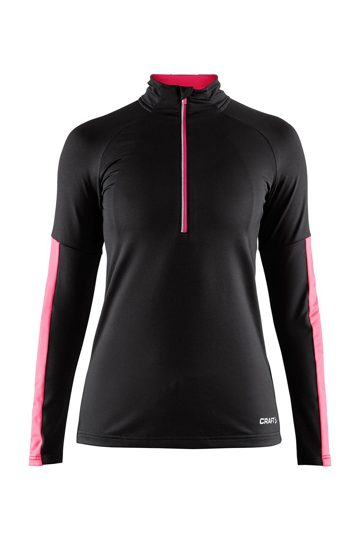 CRAFT Prep Rose funkcionális női sport garbó feketés-rózsaszín S