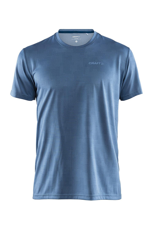 CRAFT Eaze férfi póló, kék kék S