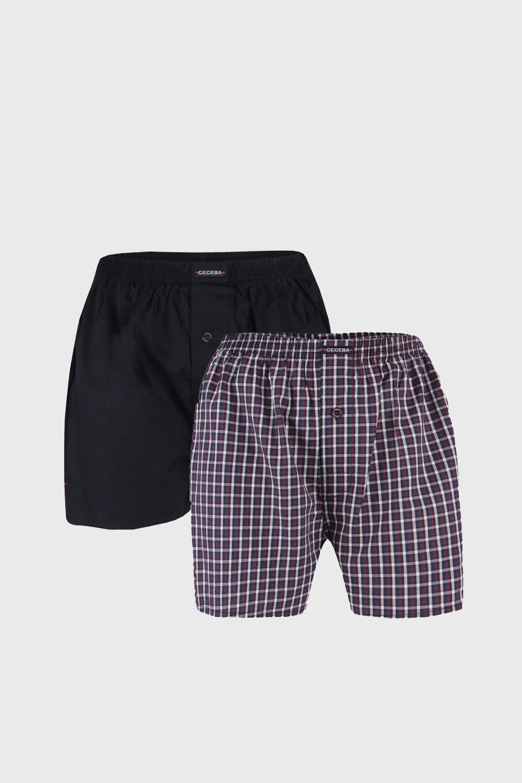 CECEBA férfi alsónadrág 2 db-os csomagolás színes S