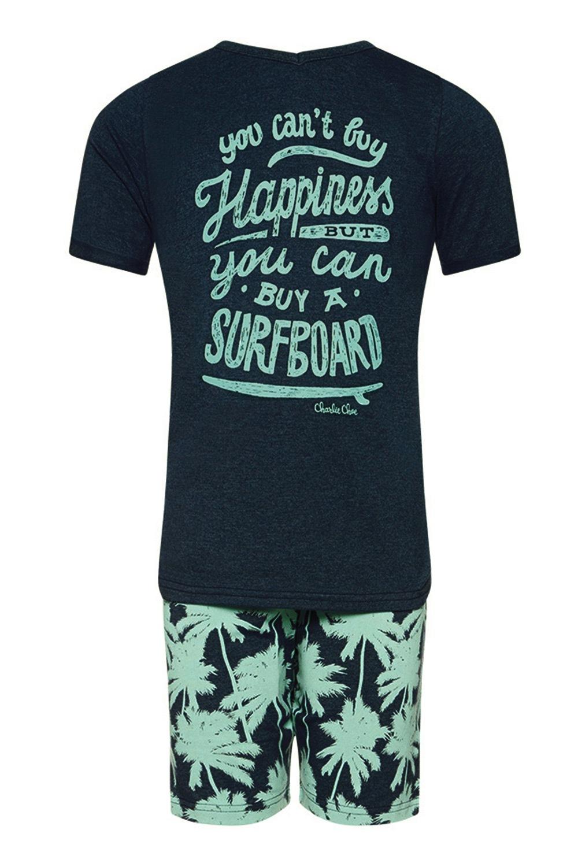 Surfboard fiú pizsama többszínű 98