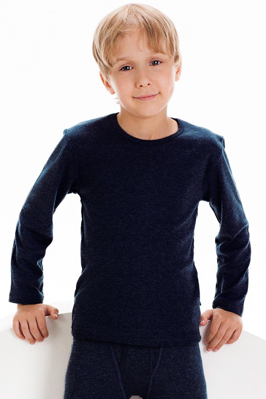 Cornette Termo Plus gyerek alsó póló fekete 116