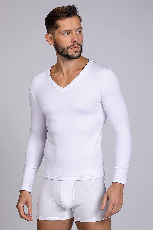 Ysabel Mora V férfi termó póló fehér S