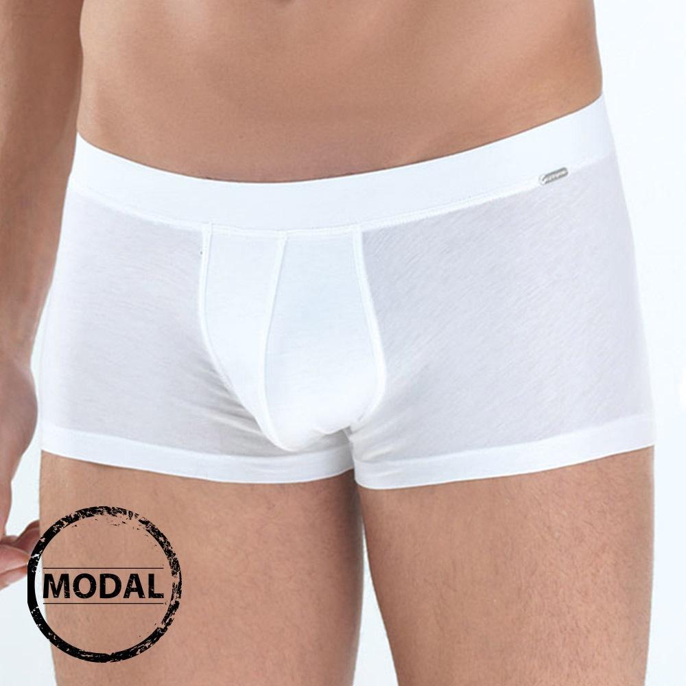 BLACKSPADE Aura 3D modal férfi boxeralsó fehér S