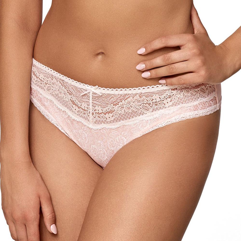 Light Rose brazil női alsó világos-rózsaszín S